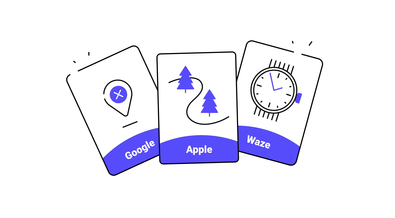 GPS cards