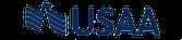 USAA horizontal logo