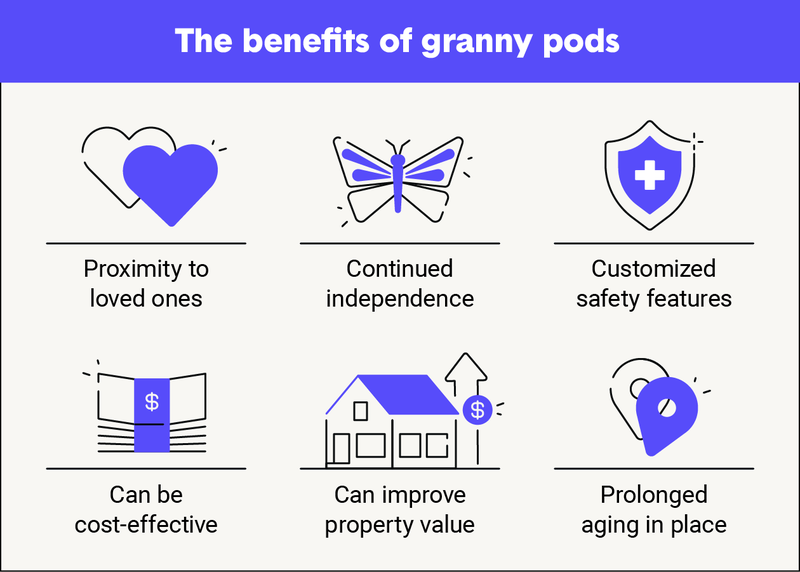 benefits of granny pods