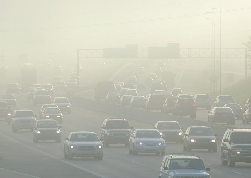 smog commute
