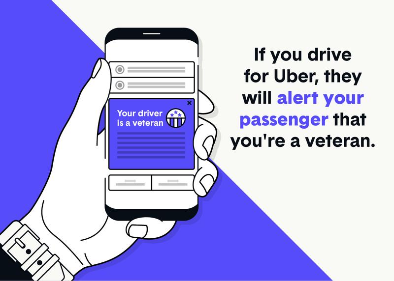 uber veterans discount